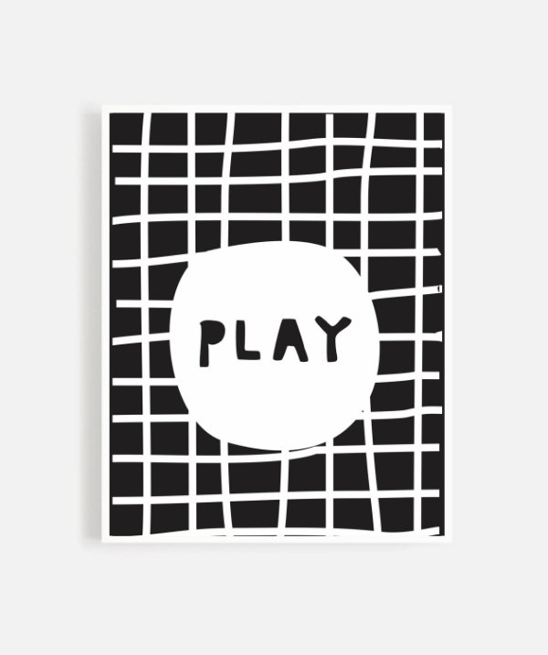 Quadrinho - PLAY