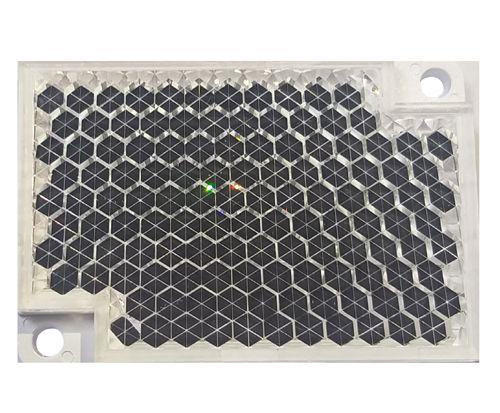 LXR-0001-064 ESPELHO PRISMÁTICO 60X40MM CONTRINEX