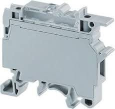 CF4UL6-60V CONECTOR (BORNE) PORTA-FUSÍVEL 4MM² COM LED 6-60V CONNECTWELL