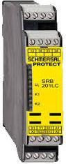 SRB 201 LC RELÉ DE SEGURANÇA - NR12 136220 SCHMERSAL