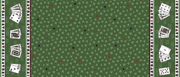 Tricoline 100% Algodão - Cor 118 Jogos -  - 100x150cm