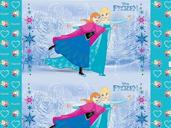 TNT Frozen - Desenho 8006 - 100x140 cm