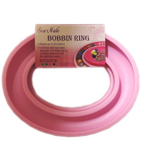 Suporte para Bobinas - Rosa