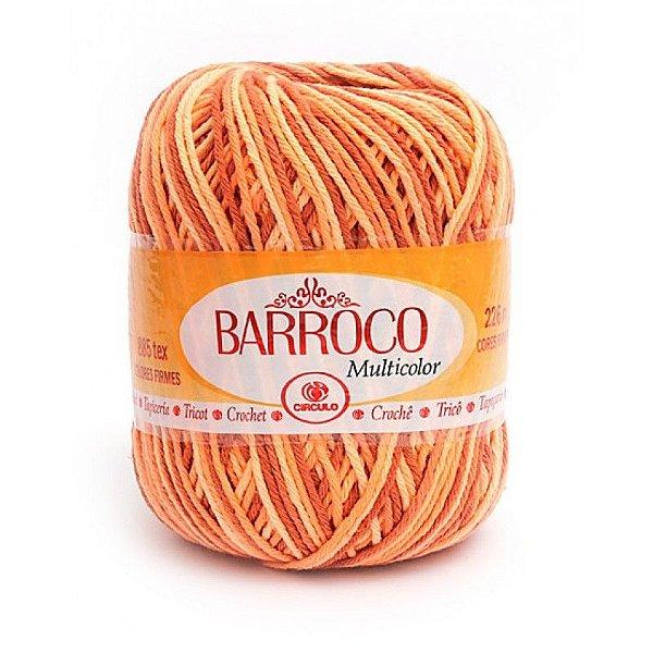 Barroco Multicolor 200g Círculo
