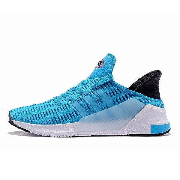hot sales 5ab2e c99d5 Tênis Adidas Climacool ADV - Azul e Branco