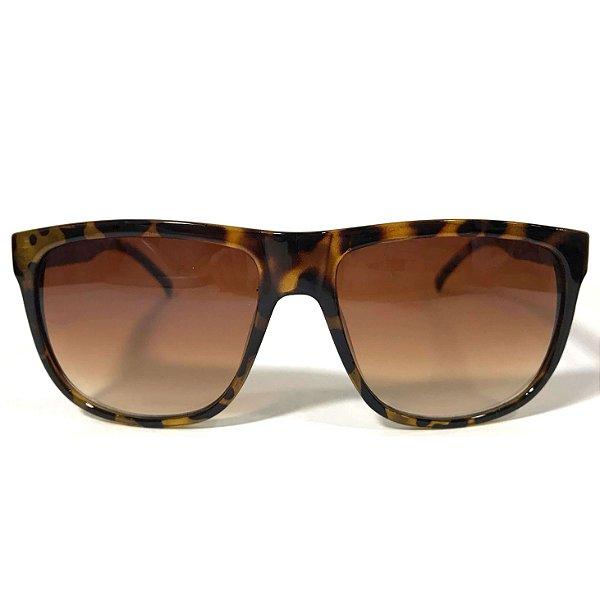 374bfef1c Óculos de Sol Quadrado Onça - Óculos Laluz Boutique | Loja Online de ...