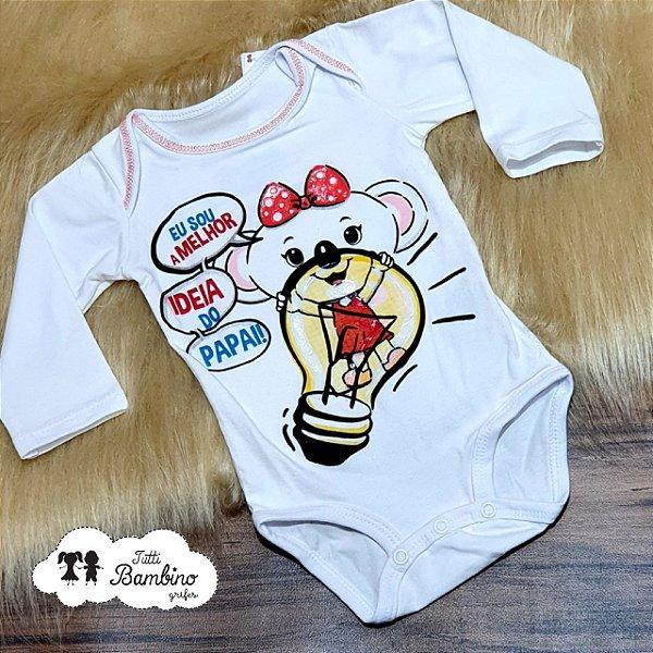 Body Bebê Lilica Ripilica Ref: 0008