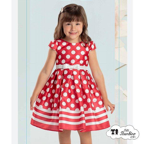Vestido Petit Cherie Ref 17236
