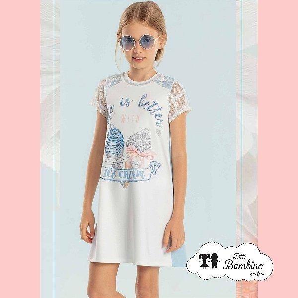 Vestido Ice Cream Petit Cherie Ref:17238