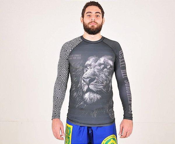 Rash Guard Leão Oss Kimonos