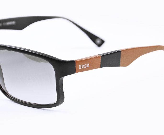 Óculos Brown Belt OSSK - Modelo ROUND
