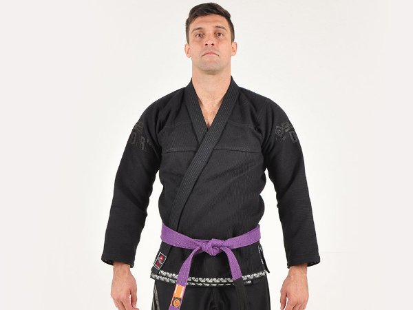 Kimono Jiu Jitsu Oss Masculino Edição Especial Dark