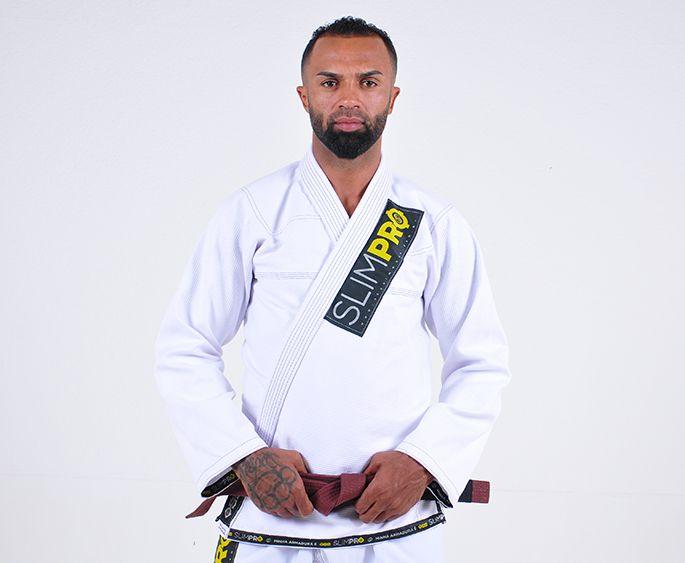 Kimono Jiu Jitsu Oss Masculino SLIMPRO