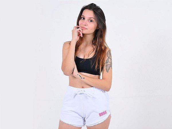 Short Feminino de Moletom OSSK