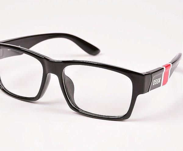Óculos Grau Black Belt