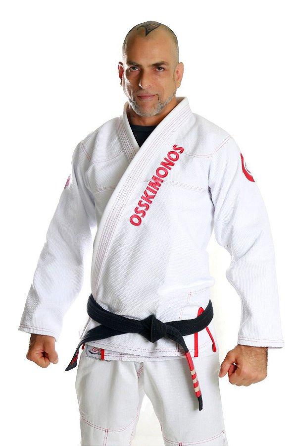 Kimono Tradicional Branco
