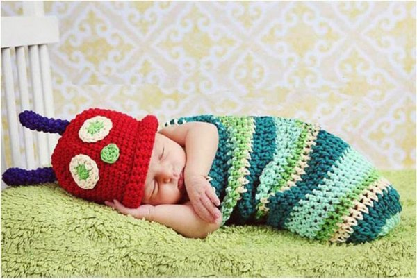 Conjunto Newborn Lagarta