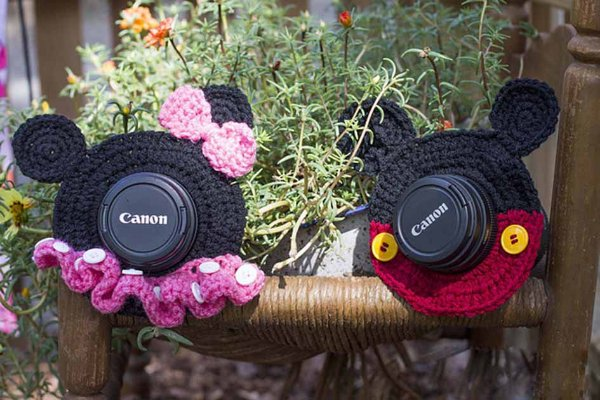 Lens Props Mickey / Minnie