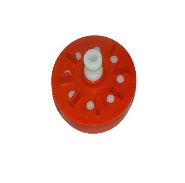 Rotor Magnético Vermelho T2.8 / T4.8 Para Refresqueira De Suco Bras