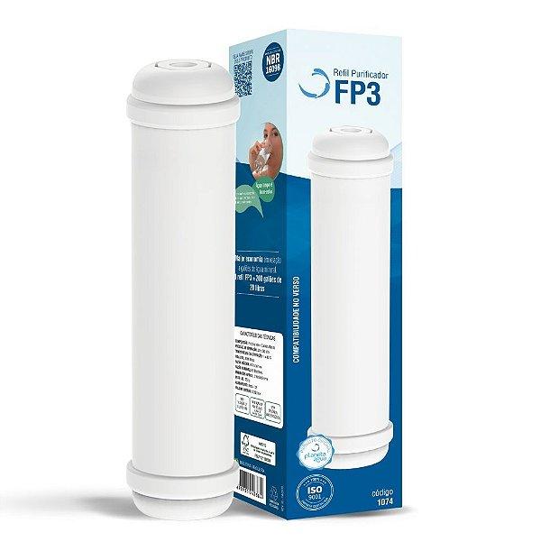 Refil / Filtro FP3 Para Purificador de Água Polar - WP1000A / WP1000B e WP1000C (Similar)