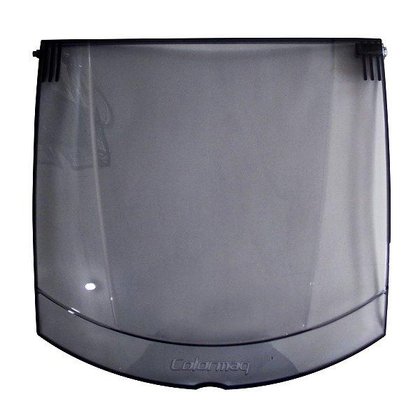 Tampa De Tanquinho/lavadora 9.0 / 10k Colormaq Fumê