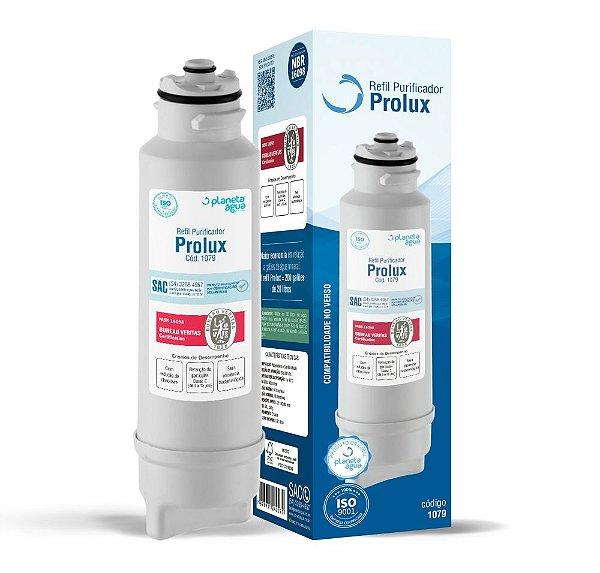 Refil / Filtro Prolux Para Purificador de Água Electrolux - PA10N|PA20G|PA25G|PA30G e PA40G (Similar)