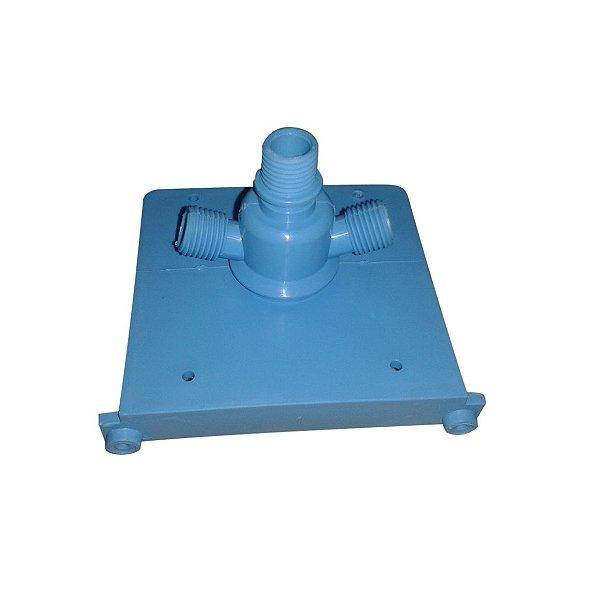 Suporte do Filtro Azul 22,5 Purificador Masterfrio