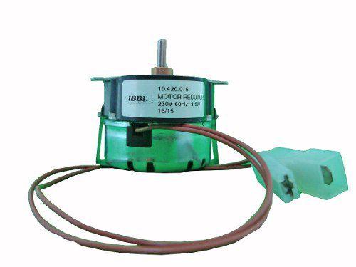 Motor Redutor Do Agitador De Suco Refresqueira BBS IBBL  220v