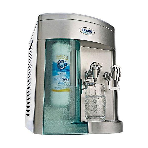 Higienização Purificador FR600