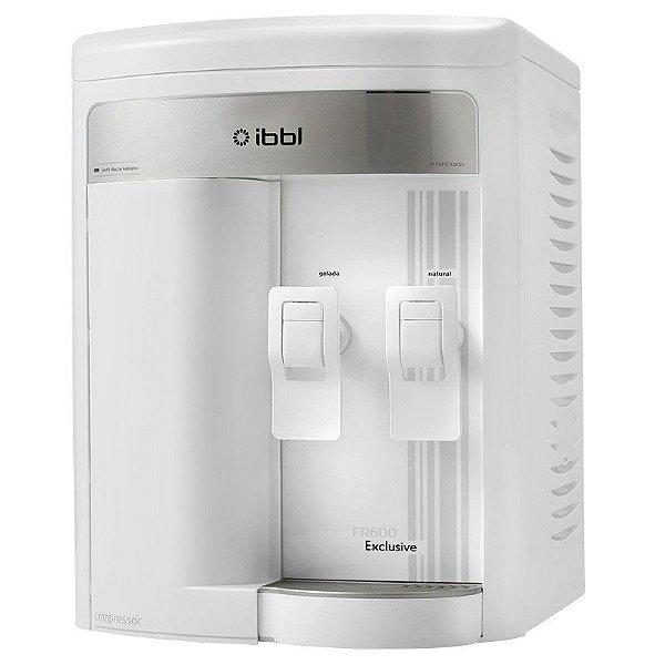Purificador de Água IBBL FR600 EXCLUSIVE Branco 127v