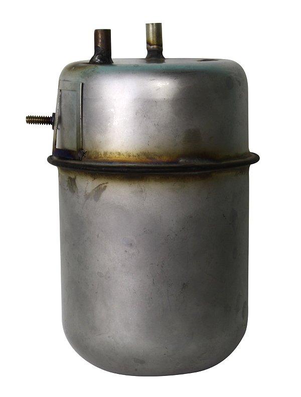 Caneca da Caldeira Compact Frq  IBBL com Tubo Guia Soldado
