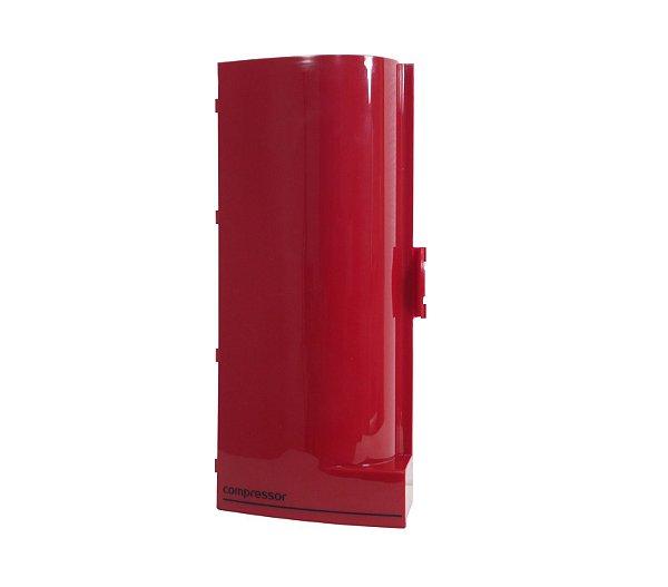 Tampa do Alojamento do Filtro Purificador FR 600 IBBL Vermelho