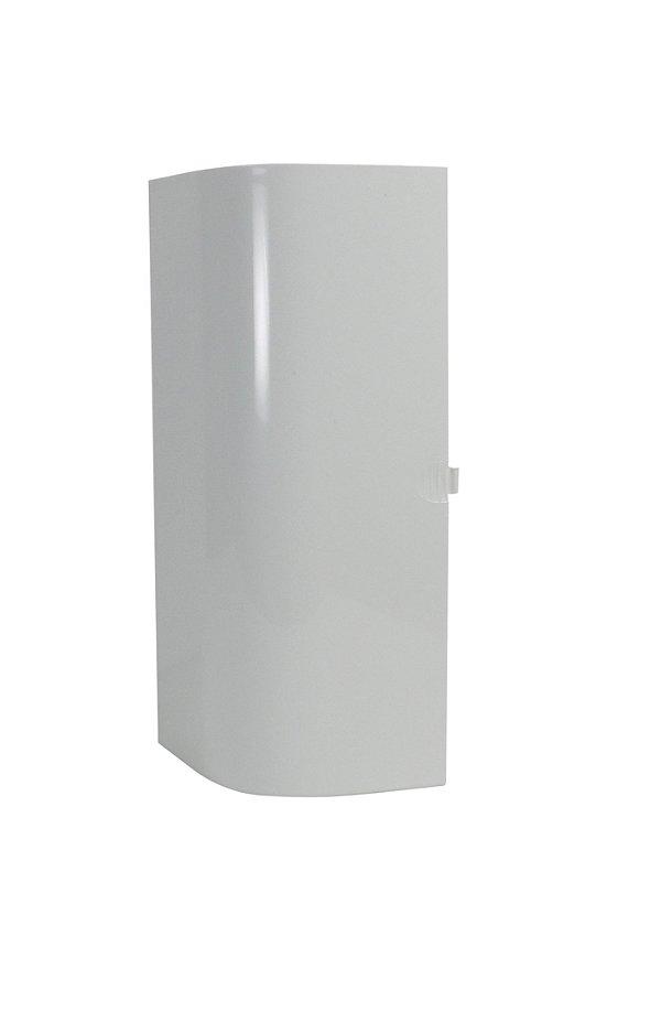 Tampa do Alojamento do Filtro Purificador Evolux IBBL Branco