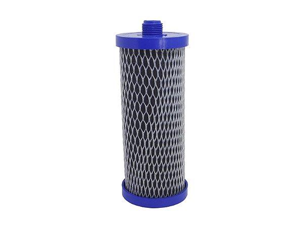 Elemento Filtrante Aquablock 7 Rosca 5 Micras