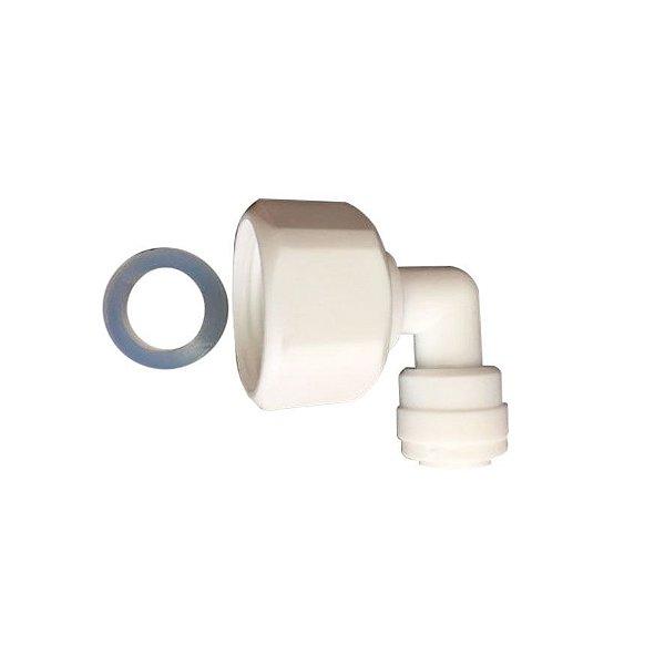 Conector Engate Femea Rosca ½ X ¼ Tubo Begel