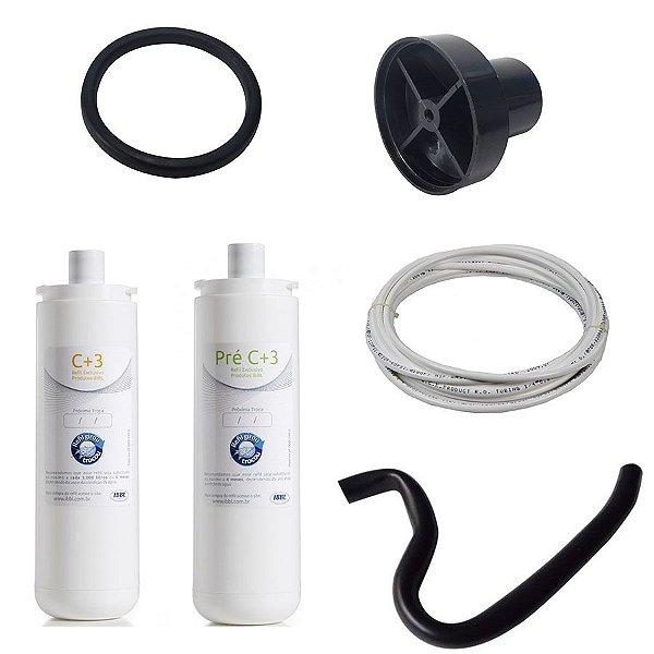 Kit Higienização BDF 100/200/300 IBBL
