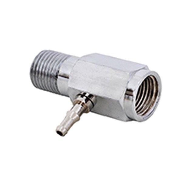 Conector com Válvula Reguladora de Vazão FRC