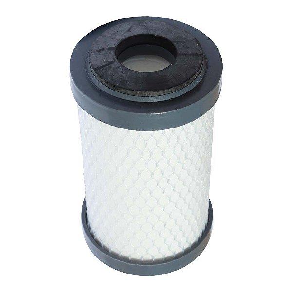 Elemento Filtrante Encaixe Polipropileno 5 com  Tela 25 Micra