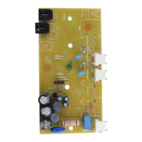 Placa de Comando 03 Vias - Astec Purificador FR 600 EXPERT IBBL