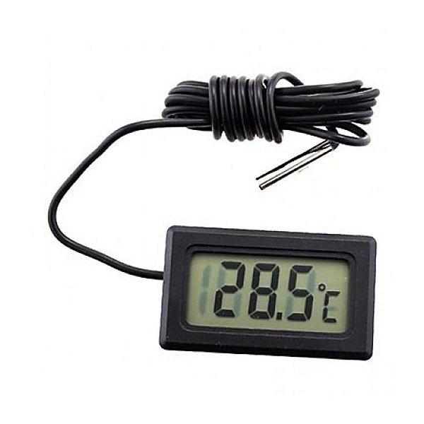Termômetro digital EOS Com Sensor 1,5 mt