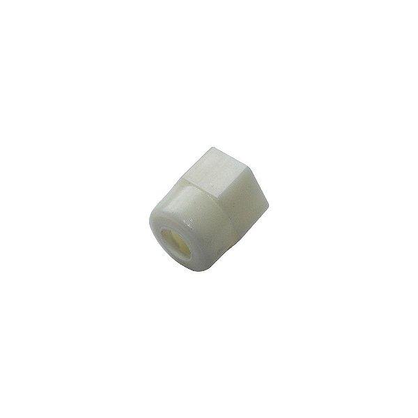 Porca Plástica para mangueira de entrada fina ( 1/4 ) Purificador Masterfrio