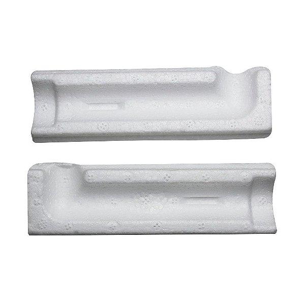 Conjunto Isolador Termico do Cachimbo Longo IBBL