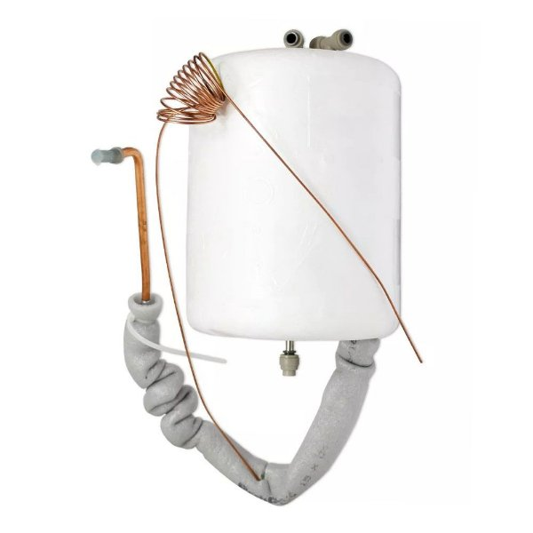 Evaporador completo Bag 40/conjugado/Puripress 40 IBBL