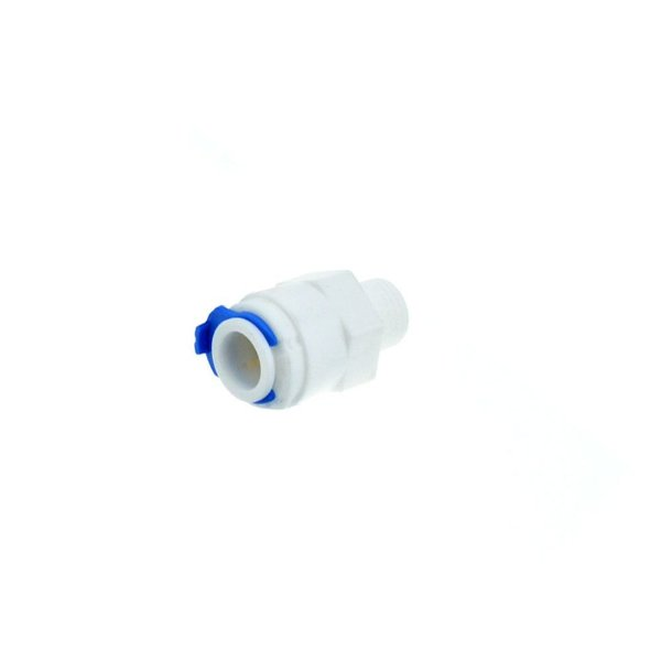 Conector macho rosca 1/4  Engate para Mangueira 3/8
