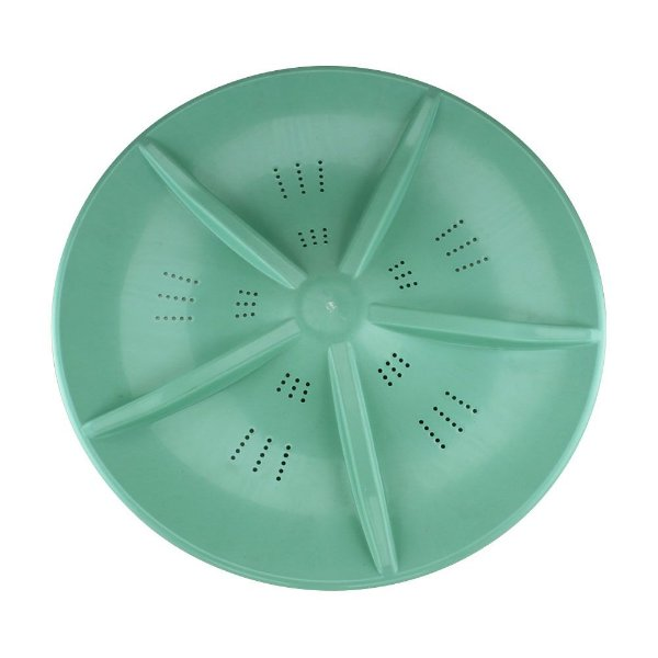 Agitador Suggar Lavamax/lavamatic 10/12kg Verde Sem Polia