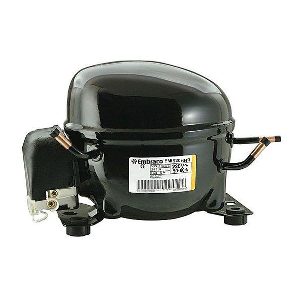 Compressor Embraco EMIS 20 HHR 220V 60Hz R134 IBBL