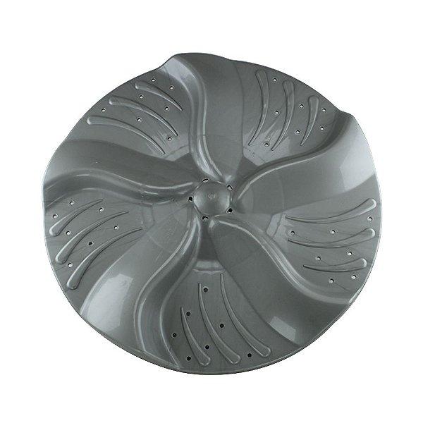 Batedor Agitador Lavadora Colormaq Lcs 14 e 16kg Cinza