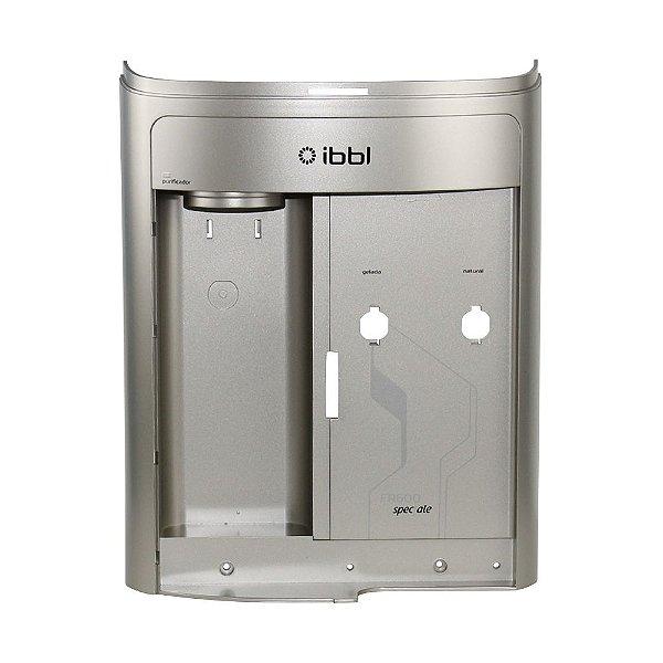 Painel Frontal Gravado Cinza Steel Purificador Speciale IBBL