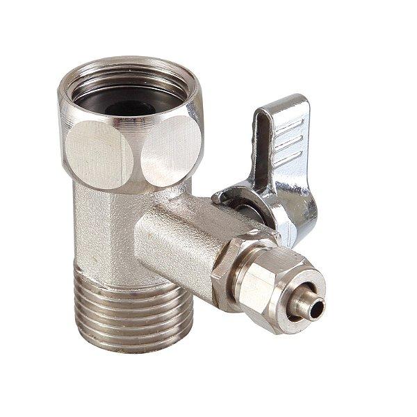 Adaptador Registro P/ Purificadores De Água Electrolux - Ibbl - Consul 1/2 x 1/4