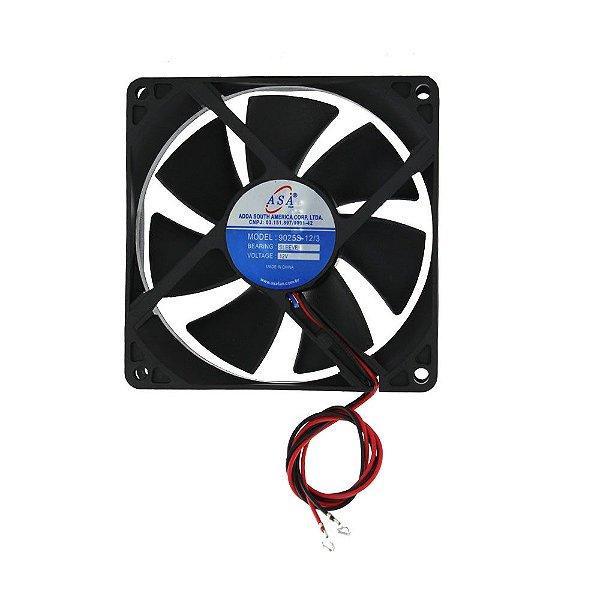 Cooler Ventilador p/ bebedouro e Purificador Consul Electrolux Latina Libell Sem Conector
